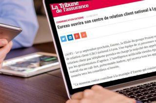 Eurexo ouvrira son centre de relation client national à Lyon