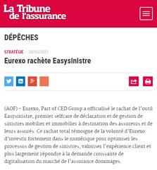 Eurexo rachète Easysinistre